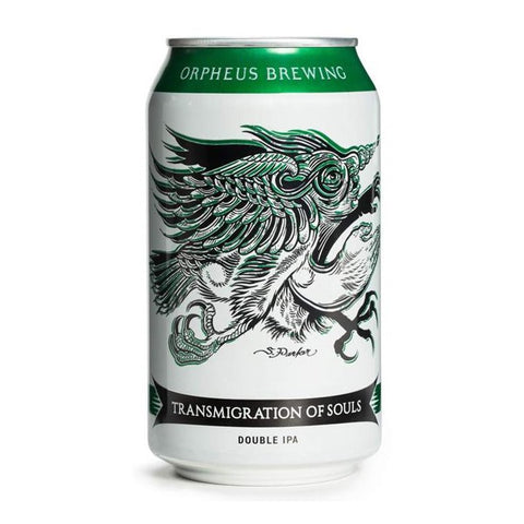 Orpheus Transmigration Of Souls (Can) - 355ml - 10.0%