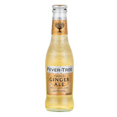 Fever Tree Ginger Ale - 200ml - 0.0%