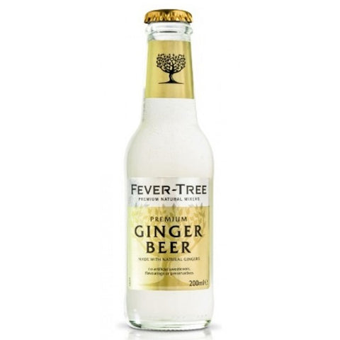 Fever Tree Ginger Beer - 200ml - 0.0%