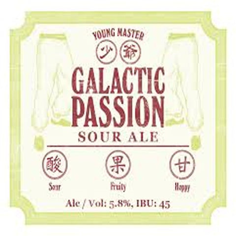 Young Master Galactic Passion - 30L - 5.8%