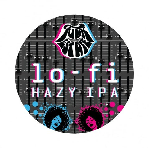 Funk Estate Lo Fi Hazy (Can) - 330ml - 7.0%