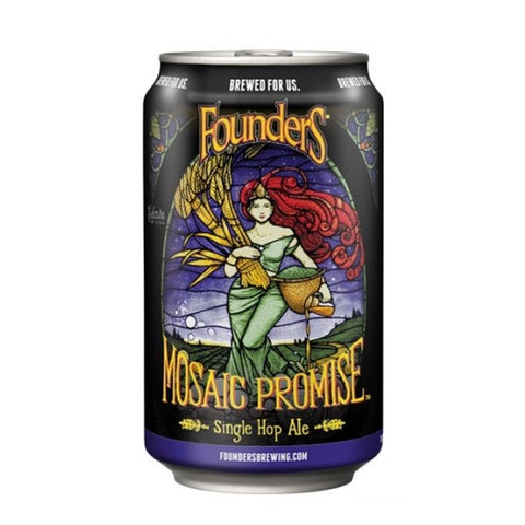 Founders Mosaic Promise (Can) - 355ml - 5.5%
