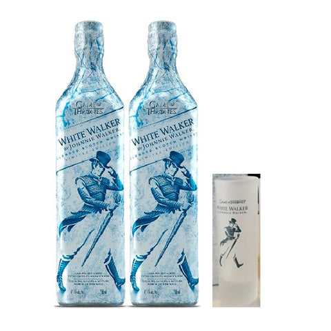 White Walker by Johnnie Walker Limited Edition - 750ml - 41.7%