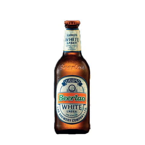 Beer Lao White Lager - 330ml - 5.0%