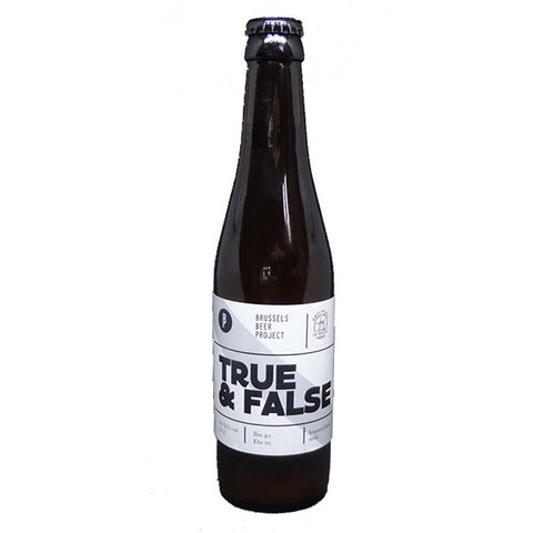 Brussels Beer Project True & False - 330ml - 8.3%