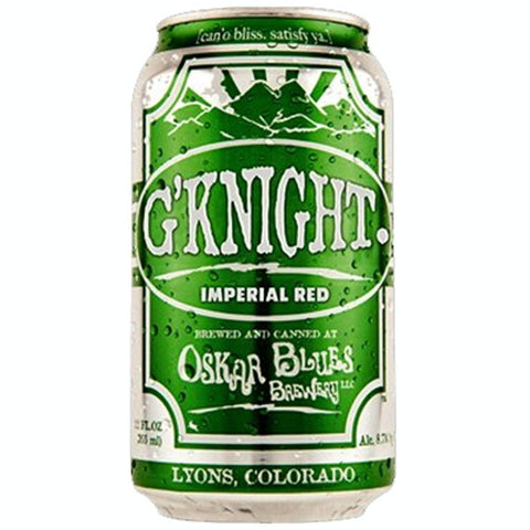 Oskar Blues G'Knight - 355ml - 8.7%