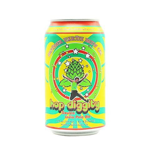 Mother Earth Hop Diggity Double IPA (Can) - 355ml - 8.0%