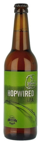 8 Wired Hopwired - 500 ml - 7.3% - India Pale Ale (IPA)