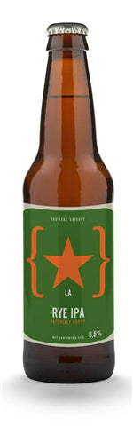 Lervig Rye IPA - 330 ml - 8.5% - India Pale Ale (IPA)