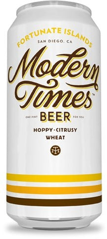 Modern Times Fortunate Islands - 473 ml - 4.8% - American Pale Ale (APA)