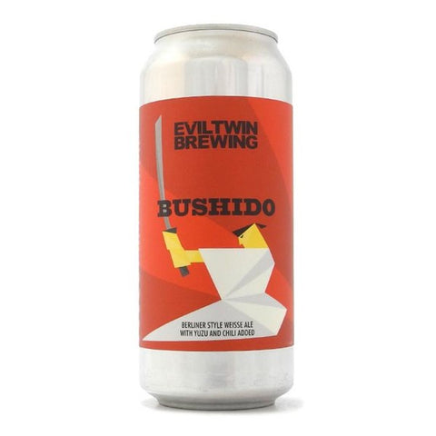 PREOREDER Evil Twin Bushido - 473ml - 4.0%