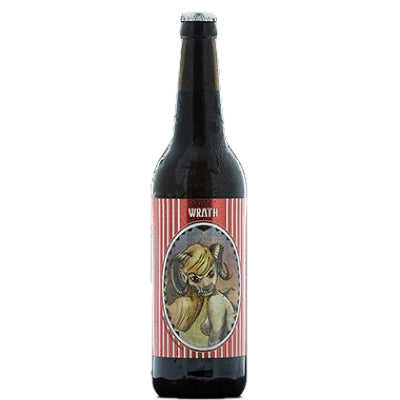 Amager Bryghus Wrath (The Sinner Series) - 500 ml - 6.5% - Saison