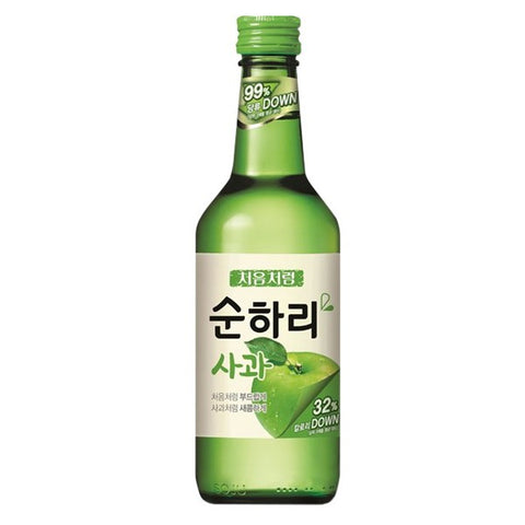 Chum Churum Soju Apple - 360ml - 12.0%
