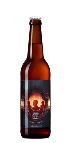 Amager / Grassroots - Shadow Pictures - 500 ml - 10% - Imperial IPA (India Pale Ale)