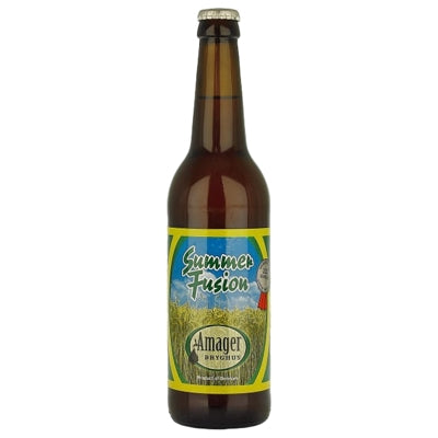 Amager Summer Fusion - 500 ml - 3.5% - California Common