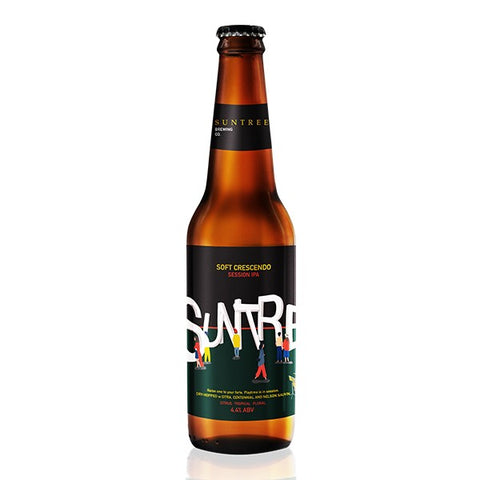 Suntree Soft Crescendo Session IPA - 330ml - 4.4%