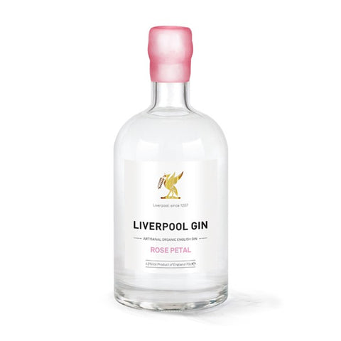 Liverpool Gin Rose Petal - 700ml - 43.0%