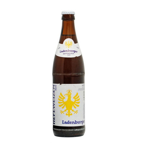 Ladenburger Hefeweizen Hell - 500ml - 5.2%