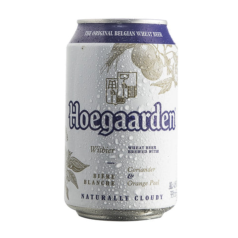 Hoegaarden (Can) - 330ml - 4.9%