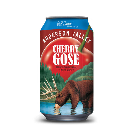 Anderson Valley Cherry Goose (Can) - 355ml - 4.2%