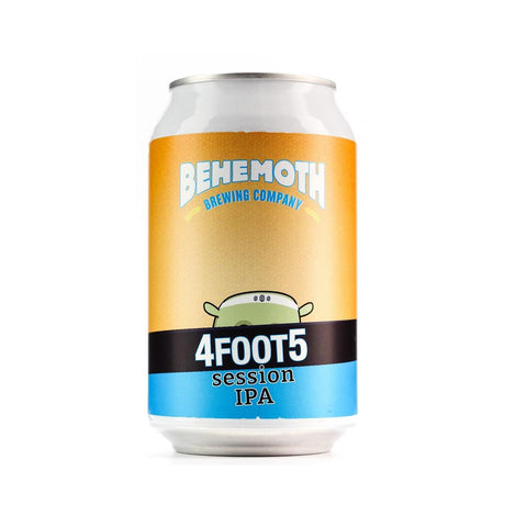 Behemoth 4 Foot 5 (Can) - 330ml - 4.5%