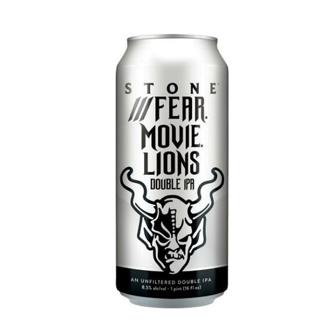 Stone Fear Movie Lions (Can) - 473ml - 8.5%