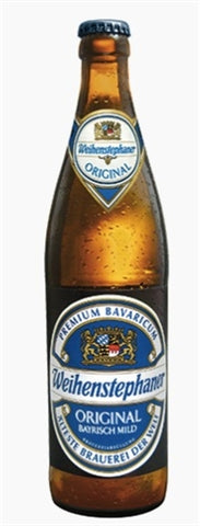 Weihenstephaner Original Bavarian Lager - 500 ml - 5.1% - Helles