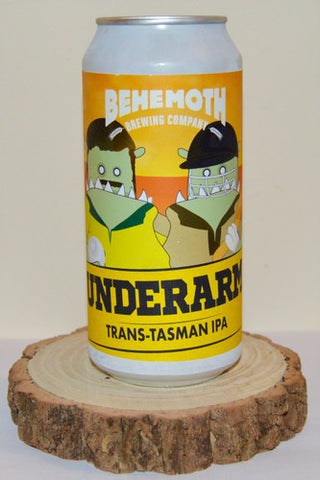 Behemoth UNDERARM (Can) - 440ml - 6.4%