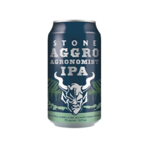 Stone Aggro Agronomist IPA (Can) - 335ml - 7.0%