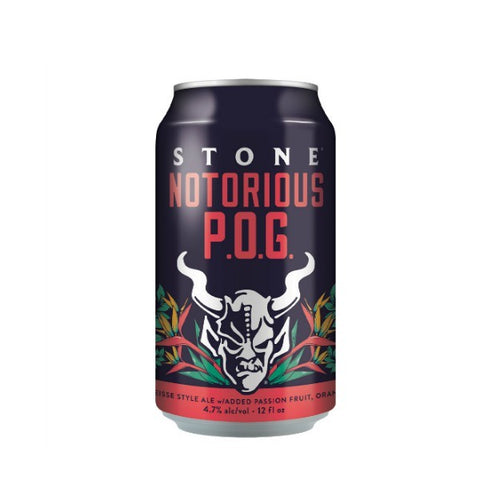 Stone Notorious P.O.G. Berliner Weisse (Can) - 355ml - 4.7%