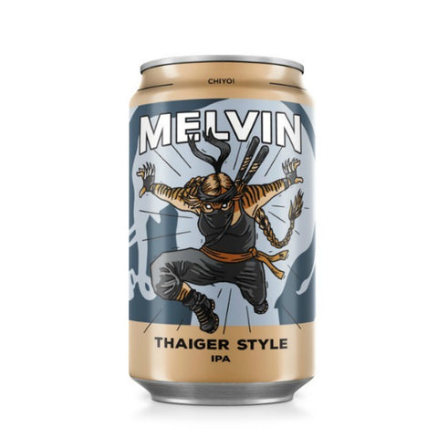 Melvin Thaiger Style (Can) - 355ml - 5.4%
