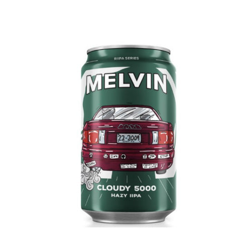 Melvin Cloudy 5000 (Can) - 355ml - 8.2%