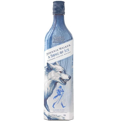 PREORDER Limited Johnnie Walker  A Song of Ice - 40.2%