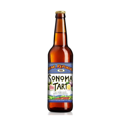 Bear Republic Sonoma Tart with Guava & Passionfruit - 355ml - 5.2%