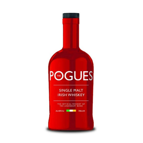 PREORDER The Pogues Single Malt Irish Whiskey