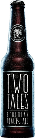 Two Tales Bohemian Black Ale - 330 ml - 6.5% - Black Ale