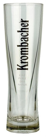 Krombacher Star Cup Glass - 330 ml