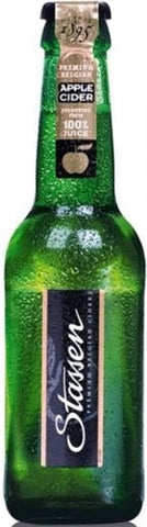 Cider: Stassen Over Ice Apple Cider - 330ml - 5.4% by wishbeer1