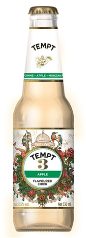 Tempt Cider - Apple Cider - 330 ml - 4.5%