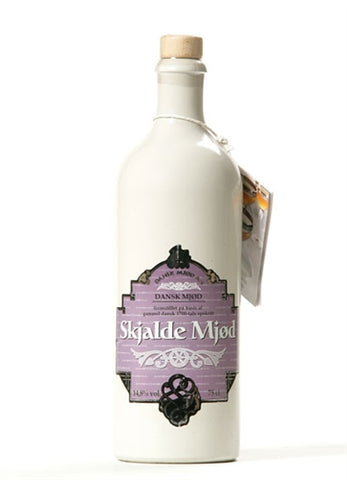 Mead: Skjalde Mjod - 750 ml - 19% by wishbeer1
