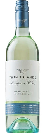Wine: Twin Islands Sauvignon Blanc - New_Zealand - 750ml by wishbeer1