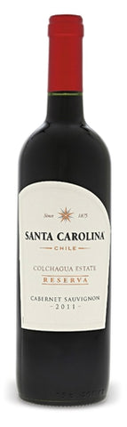Wine: Santa Carolina Reserva - Chile - 750ml by wishbeer1
