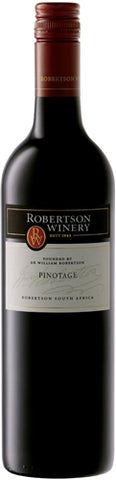 Wine: Robertson Winery Pinotage - South_Africa - 750ml by wishbeer1