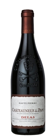 Wine: Delas Freres Haute Pierre Chateauneuf-du-Pape - France - 750ml by wishbeer1
