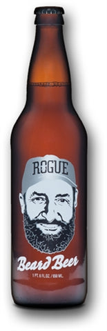 Beer: Rogue Beard Beer - 650ml - 4.8% by wishbeer1