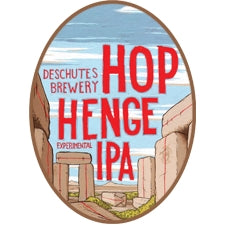 Deschutes Hop Henge IPA - 650 ml - 9.5% - Imperial IPA (India Pale Ale)