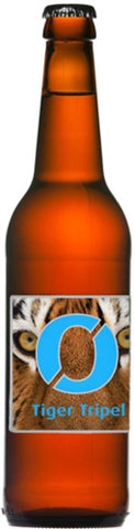 Nogne O Tiger Tripel - 500 ml - 9% - Abbey Tripel