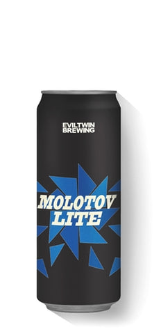 Evil Twin Brewing Molotov Lite - 500 ml - 8.5% - Imperial IPA (India Pale Ale)
