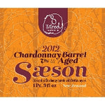 LIMITED - 8 Wired Barrel Aged Saeson 2012 - 500 ml - 7% - Saison
