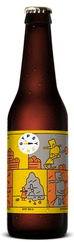 Gypsy Inc Soft Focus - 330 ml - 4.7% - Wheat Ale